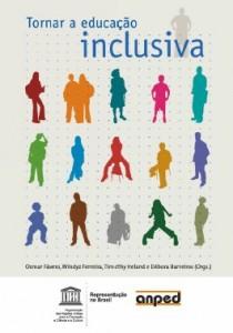 Capa da publicação, onde lê-se seu título e são mostradas figuras representando pessoas.