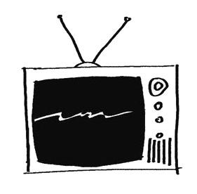Um TV fora de sintonia