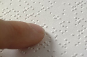 Musicografia braille insere cegos no mercado de trabalho