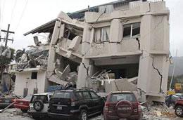 Inclusive - terremoto no Haiti.