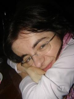 Mafalda Ribeiro, em close