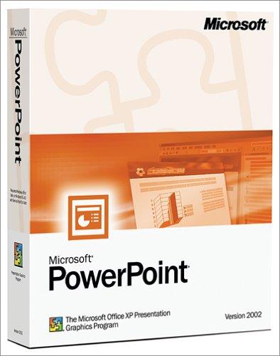 Caixa do Programa PowerPoint da Microsoft