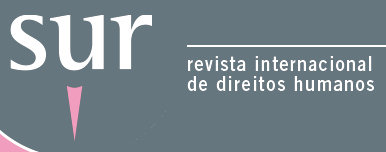 Sur - revista internacional de direitos humanos + grafismos