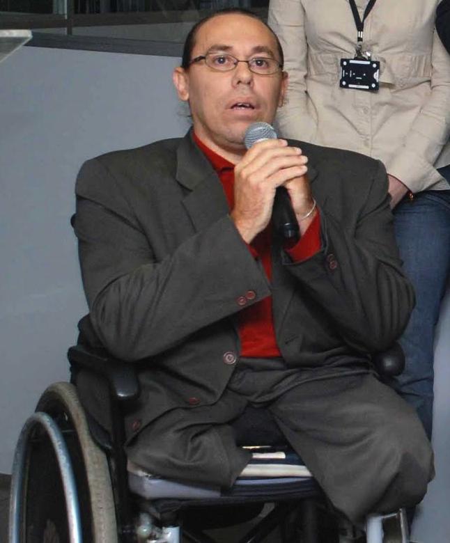 O sociólogo Humberto Lippo é o novo Secretario Nacional dos Direitos das Pessoas com Deficiência