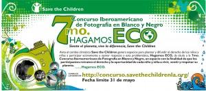 Panfleto de divulgação do concurso em fundo branco e letras verdes, alguns circulos com fotos em preto e branco dentro