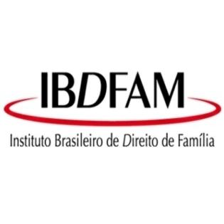 Logo do IBDFAM - Instituto Brasileiro do Direito de Familia.