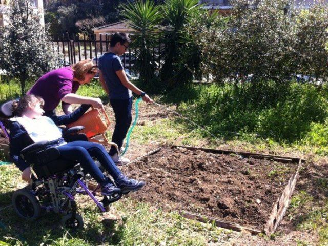 Na Itália, os alunos com deficiência não são segregados