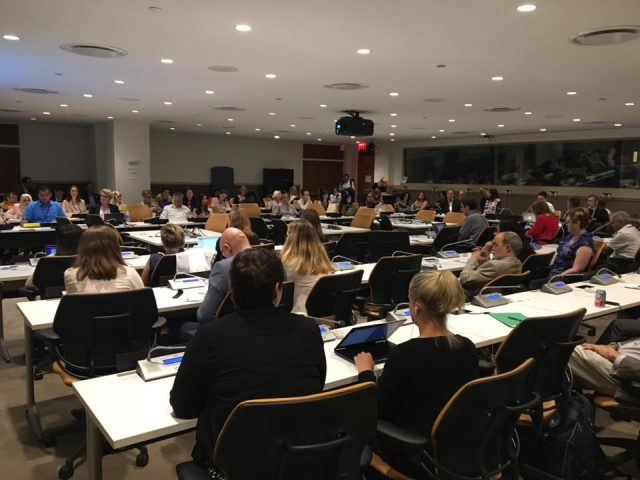 Inclusão de pessoas com deficiência através da mídia é tema de evento na ONU